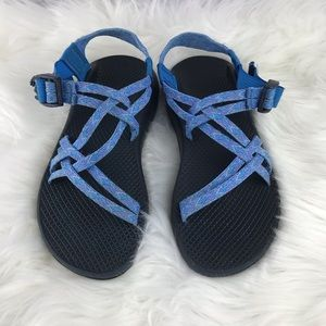 Chaco Blue Sandals ♥️